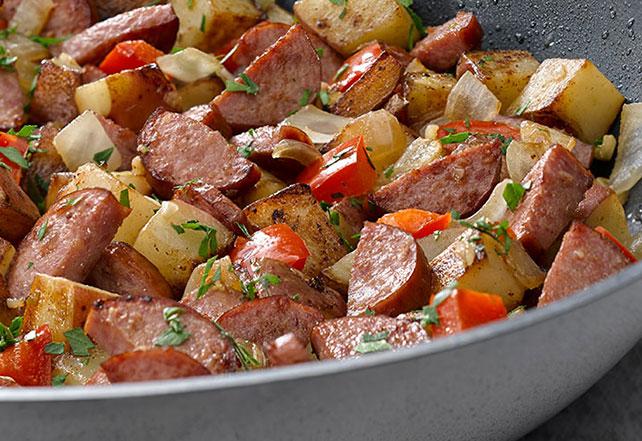 Oscar Meyer Sausage Hash Breakfast