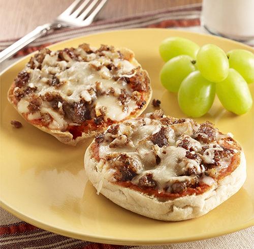 Hunt's English Muffin Mini Pizzas