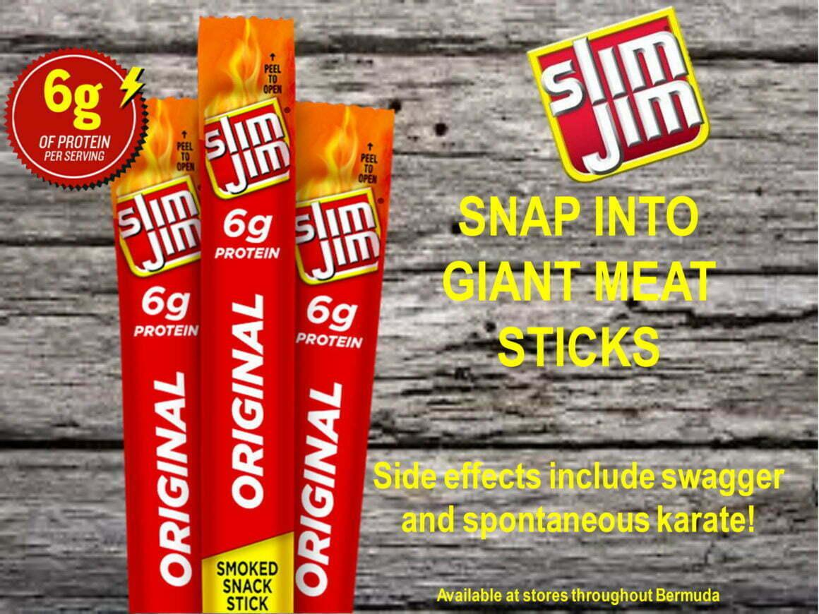 Giant Slim Jims