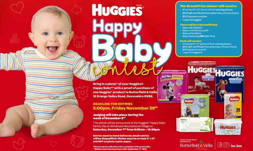 Huggies Happy Baby Contest 2019