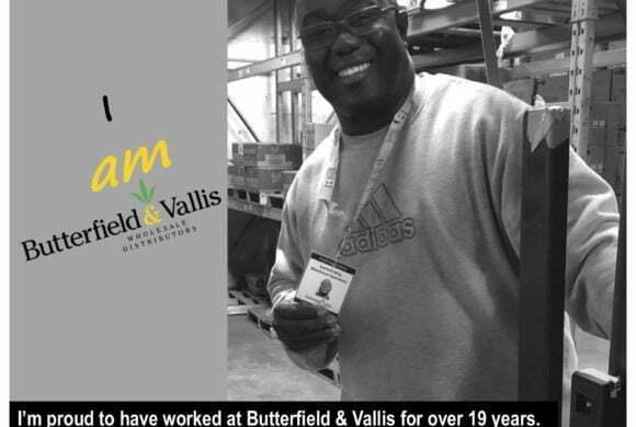 I AM Butterfield and Vallis – GARFIELD MING