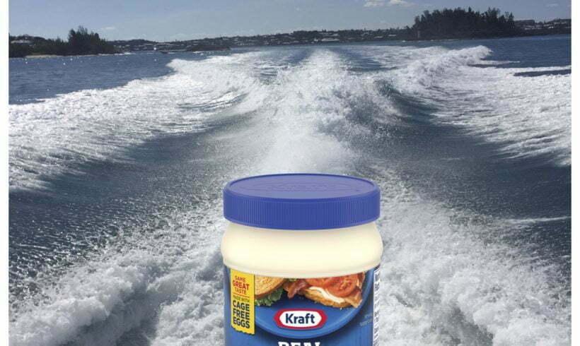 Kraft Mayo in a NEW convenient 8oz jar
