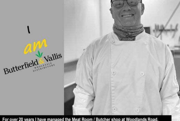 I AM BUTTERFIELD & VALLIS – Steve Hickmott