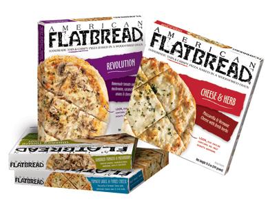 New – American Flatbread Pizza
