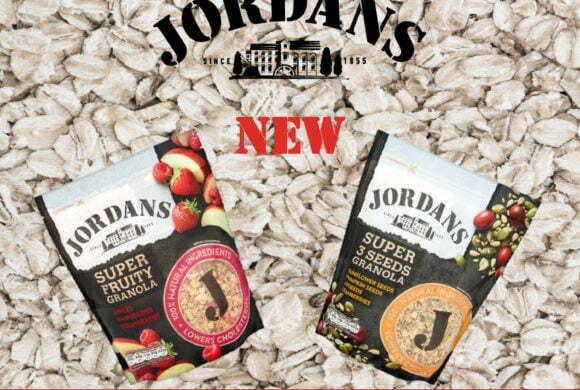 New from Jordan's